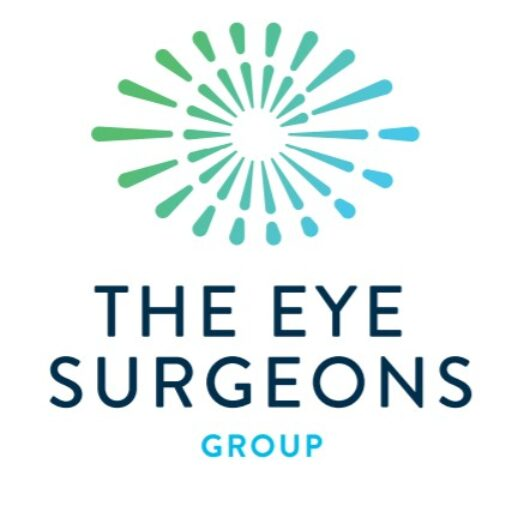 The eye surgeons logo